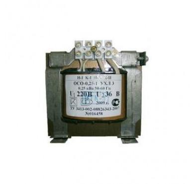 Трансформатор ОСО-0.25 220/36В