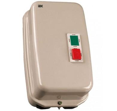 Контактор КМИ-34062 40А 380В/АС3 IP54 ИЭК