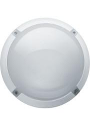 Светильник светодиодный 61 591 NBL-PR1-8-4K-WH-IP65-SNRV-LED белый круг с датчиком Navigator 61591