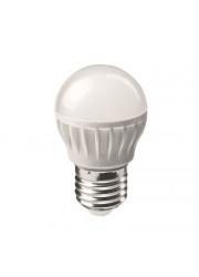 Лампа светодиодная 71 645 OLL-G45-6-230-2.7K-E27 6Вт шар 2700К тепл. бел. E27 450лм 176-264В ОНЛАЙТ 19212
