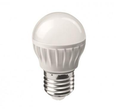 Лампа светодиодная 61 968 OLL-G45-10-230-2.7K-E27 10Вт 2700К ОНЛАЙТ 61968