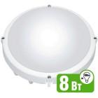 Светильник светодиодный 94 827 NBL-R1-8-4K-WH-IP65-LED 8Вт 4000К IP65 Navigator 18240