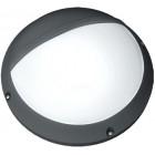 Светильник светодиодный 94 846 NBL-PR3-12-4K-BL-SNR-LED 12Вт 4000К IP65 черн. круг с реснич. с датчиком движения Navigator 18609