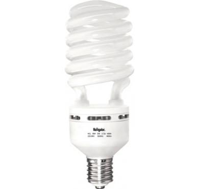 Лампа люминесцентная компакт. 94 081 NCL-SH-105-840-E40 105Вт E40 спиральная 4000К Navigator 18704