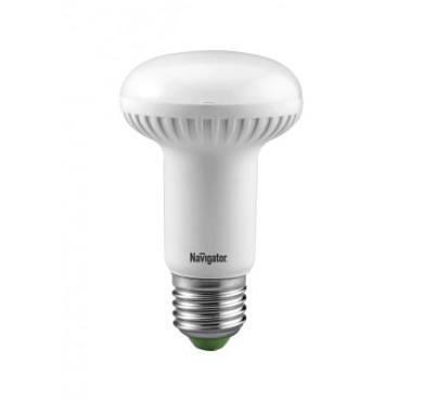 Лампа светодиодная 94 138 NLL-R63-8-230-4K-E27 8Вт 4000К белый E27 680лм 220-240В Navigator 18585