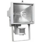 Прожектор ИО150Д ИЭК датчик движения белый