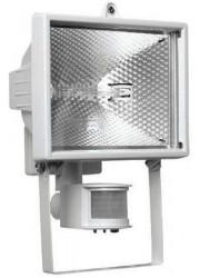 Прожектор ИО500Д ИЭК датчик движения белый