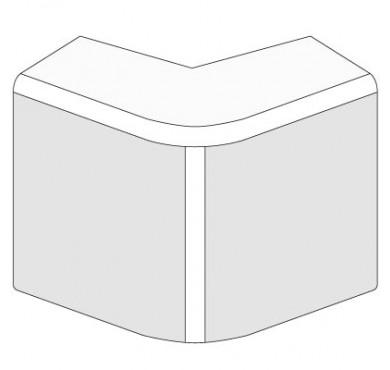 Угол внешний для кабель-канала 50х20 AEM ДКС 00656