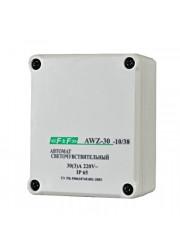 Фотореле AWZ 30-10/38 выносной фотодатчик 230В 30А 1НО F&F ЕА01.001.005