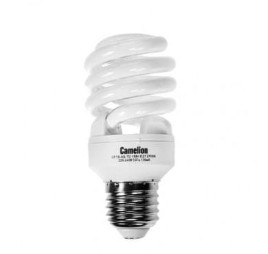 Лампа CF AS T2 26W/827/E27 Camelion