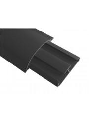 Кабель-канал напольный CSP-F (CSP-N) 75х17 (дл.2м) черный ДКС 01333