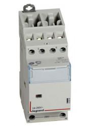 Контактор модульный 25А/4п 2НО+2НЗ 230В CX3 Legrand 412533