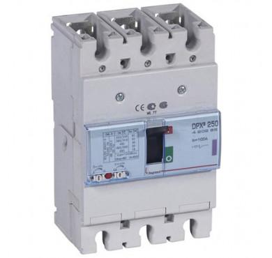 Автоматический выключатель 3п 160А DPX3 250 36кА Leg 420237