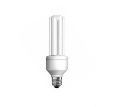 Лампа люминесцентная компакт. DULUX INTEL LL 22W/840 22Вт E27 3U 4000К OSRAM 4008321953476