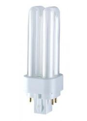 Лампа DULUX D/E 18W/830 G24q-2 OSRAM