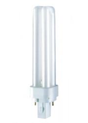 Лампа DULUX D 13W/827 G24d-1 OSRAM 4050300008127