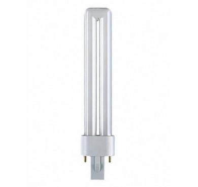 Лампа люминесцентная компакт. DULUX S 11W/840 G23 OSRAM 4050300010618