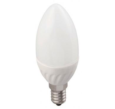 Лампа светодиодная 61 956 OLL-C37-10-230-2.7K-E14-FR ОНЛАЙТ 61956