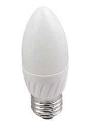 Лампа светодиодная ECO C35 свеча 5Вт 230В 3000К E27 ИЭК LLE-C35-5-230-30-E27