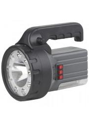 Фонарь светодиодный FA58M (аккум. 2А.ч 1Вт+9+18 LED ЗУ 220В карт.уп.) ЭРА C0044710