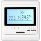 Термостат програм. Grand Meyer HW-500 датчик пола, датчик возд. 3.6кВт 16А белый