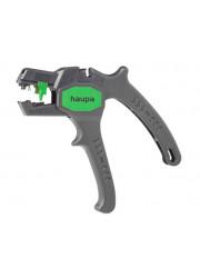 Инструмент для снятия изоляции 0.2-6кв.мм нож HAUPA 210695