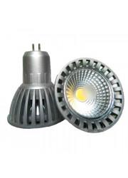 Лампа светодиодная HLB 03-22-W-02 MR16 3Вт 220В GU5.3 3000К Новый Свет 500056