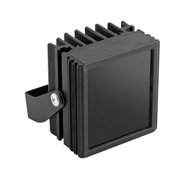 Прожектор D56 850-120 ИК (инфракрасный) светодиодный DC10,5-30V 16м 120град IP66 Dominant II+ Infra Red