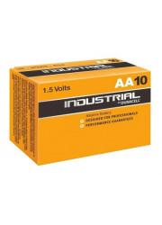 Элемент питания АА Industrial LR6 (карт. коробка 10шт) Duracell Б0014868/Б0028300