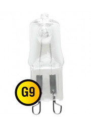 Лампа галогенная 94 215 JCD9 40Вт clear G9 230В 2000h Navigator 13934