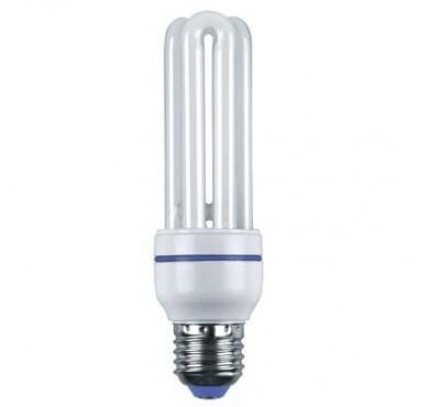 Лампа КЭЛP-3U Е27 20Вт 4000К Т3 ECOLIGHT ИЭК LLEP10-27-020-4000-T3