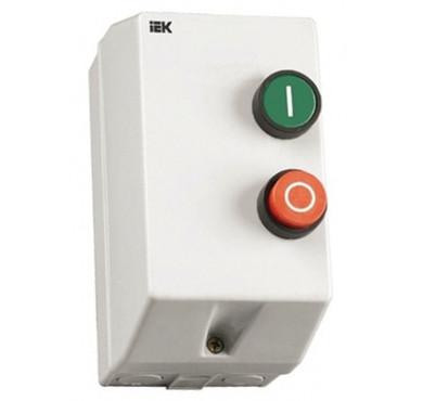 Контактор КМИ-11260 12А 220В/АС3 IP54 ИЭК