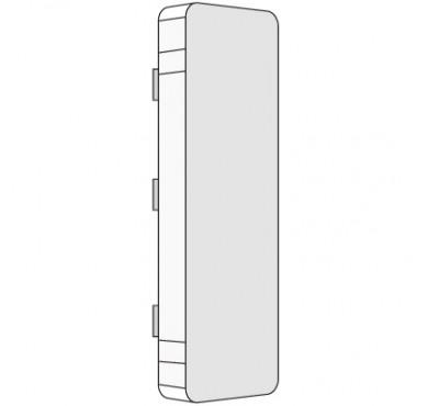 Заглушка для кабель-канала LAN 150х80 ДКС 00880