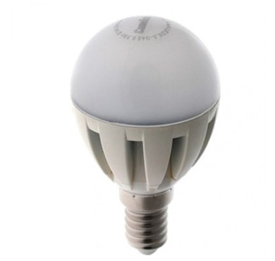 Лампа светодиодная LED8-G45/830/E14 8Вт шар 3000К тепл. бел. E14 720лм 170-265В Camelion 12391