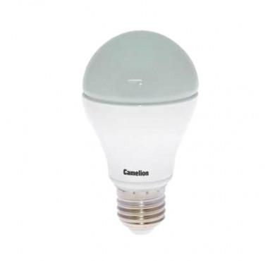 Лампа светодиодная LED9-A60/830/E27 9Вт 220В Camelion 12043