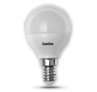 Лампа светодиодная LED7-G45/830/E14 7Вт 220В Camelion 12069