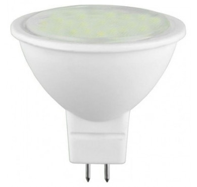Лампа светодиодная LED7 JCDR/845/GU5.3 7Вт 220В Camelion 11657