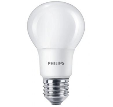 Лампа светодиодная ESS LEDBulb 12Вт грушевидная 3000К E27 230В A60 RCA Philips 929001379687/871869673755200