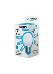 Лампа светодиодная LED GL45 7Вт 220В E27 4500К 3 уровня яркости Космос Smart LksmLEDSD7wGL45E2745