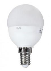 Лампа светодиодная LED GL45 8Вт 220В E14 4500К Космос Lksm_LED8wGL45E1445