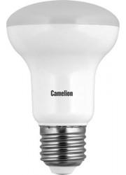 Лампа светодиодная LED8.5 R63/845/E27 8.5Вт 4500К белый E27 580лм 220-240В Camelion 11661