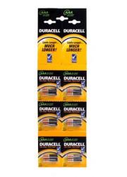 Элемент питания ААА LR03-2BL BASIC 2х6 (блист.12шт) Duracell Б0019682