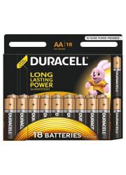 Элемент питания АА LR6-18BL BASIC (блист.18шт) Duracell Б0014448