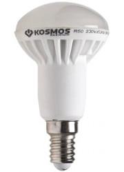 Лампа светодиодная LED R50 7Вт 220В E14 4500К Космос Lksm_LED7wR50E1445