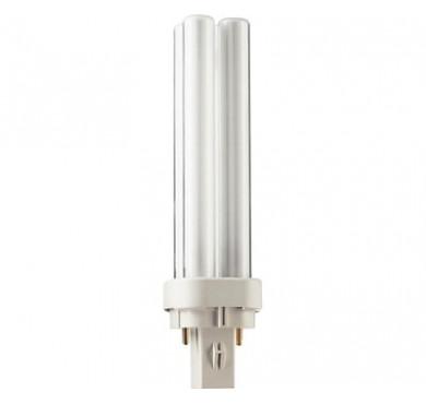 Лампа MASTER PL-C 18W/830/2P 1CT/5X10BOX G24d-2 Philips 927905783040 / 871150062091070