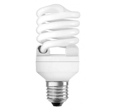 Лампа DULUXSTAR MINI TWIST 23Вт/827 E27 OSRAM