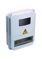 Корпус пластиковый ЩУРн-П 3/10 IP55 ИЭК MSP310-3-55