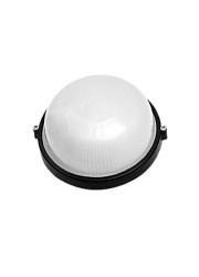 Светильник НПБ 1101 черный круг 100Вт IP54 Альфа Лайт