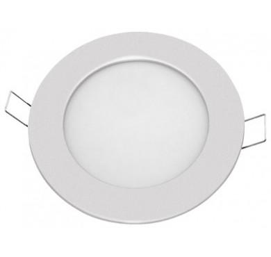 Светильник светодиодный встраиваемый 94 344 NLP-R1-6W-R120-830-SL-LED 6Вт 3000К IP44 серебр. Navigator 18775