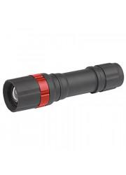 Фонарь светодиодный P3W 3W LED регулируемый фокус пластик 3xAAA ЭРА Б0003940